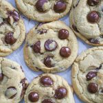 'Perfect' Vegan Chocolate Chip Cookies